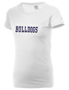 Holy Trinity School Bulldogs  Russell Women's Campus T-Shirt