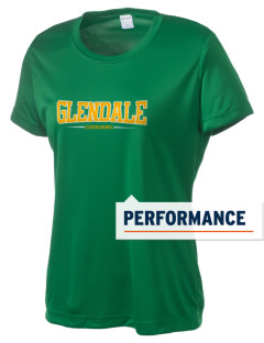 Glendale Adventist Academy Cougars Women's Competitor Performance T-Shirt