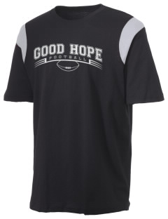 Good Hope Elementary School Mustangs Holloway Men's Rush T-Shirt