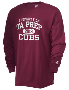 Takoma Academy Tigers  Russell Men's Long Sleeve T-Shirt