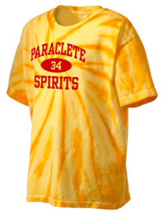 Paraclete High School Spirits Kid's Tie-Dye T-Shirt