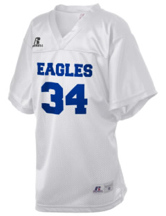 Washington Elementary School Eagles Russell Kid's Replica Football Jersey
