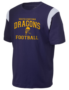 South Fortuna Elementary School Dragons Holloway Men's Rush T-Shirt