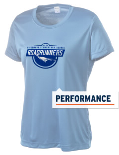 Ridgemoor Elementary School Roadrunners Women's Competitor Performance T-Shirt