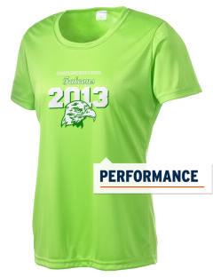 Granite Oaks Middle School Falcons Women's Competitor Performance T-Shirt