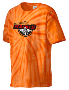 Saint Ansgar Middle School Saints Kid's Tie-Dye T-Shirt