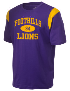 Foothills High School Lions Holloway Men's Rush T-Shirt