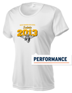 Bishop Dwenger High School Saints Women's Competitor Performance T-Shirt