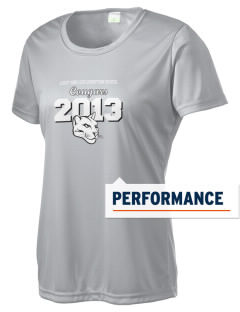 Light And Life Christian School Cougars Women's Competitor Performance T-Shirt