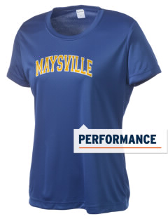 Maysville Elementary School Panthers Women's Competitor Performance T-Shirt