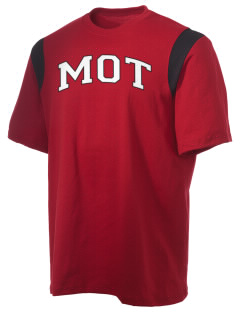 MOT Charter School Mustangs Holloway Men's Rush T-Shirt