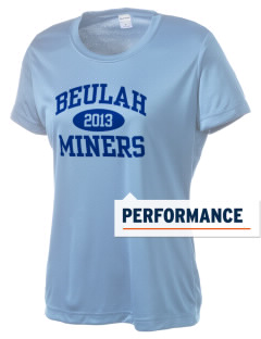 Beulah High School Miners Women's Competitor Performance T-Shirt