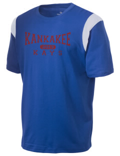 Kankakee Junior High School Warriors Holloway Men's Rush T-Shirt
