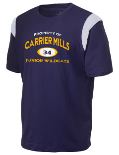 Carrier Mills Elementary School Junior Wildcats Holloway Men's Rush T-Shirt