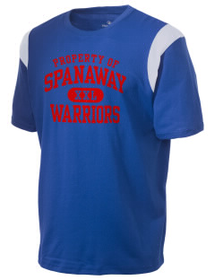 Spanaway Junior High School Warriors Holloway Men's Rush T-Shirt