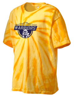 Ygnacio Valley High School Warriors Kid's Tie-Dye T-Shirt