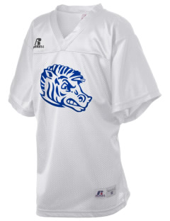 Lincoln High School Zebras Russell Kid's Replica Football Jersey