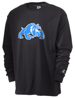 Buena High School Bulldogs  Russell Men's Long Sleeve T-Shirt