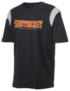 Southeast High School Seminoles Holloway Men's Rush T-Shirt