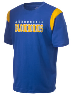 Auburndale High School Bloodhounds Holloway Men's Rush T-Shirt