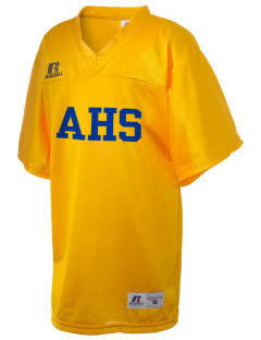 Auburndale High School Bloodhounds Russell Kid's Replica Football Jersey