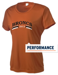 Billings Senior High School Broncs Women's Competitor Performance T-Shirt