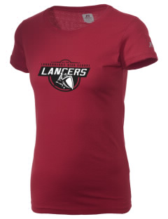 Londonderry High School Lancers  Russell Women's Campus T-Shirt