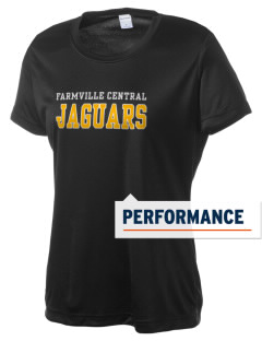 Farmville Central High School Jaguars Women's Competitor Performance T-Shirt