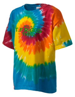 T.F. Riggs High School Governors Kid's Tie-Dye T-Shirt