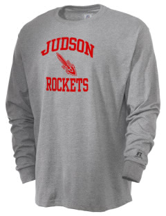 Judson High School Rockets  Russell Men's Long Sleeve T-Shirt