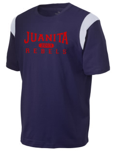 Juanita High School Rebels Holloway Men's Rush T-Shirt