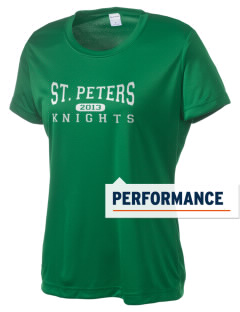 Saint Peters School Knights Women's Competitor Performance T-Shirt