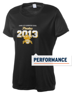 Cannel City Elementary School Pirates Women's Competitor Performance T-Shirt