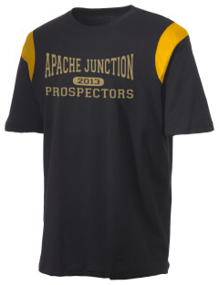 Apache Junction High School Prospectors Holloway Men's Rush T-Shirt