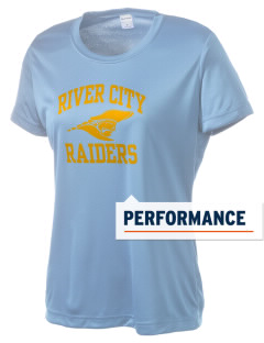 River City High School Raiders Women's Competitor Performance T-Shirt