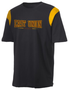 East Union Attendance Center Urchins Holloway Men's Rush T-Shirt