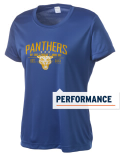 Holy Cross Elementary & Junior High Panthers Women's Competitor Performance T-Shirt