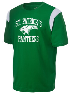 Saint Patrick's School Panthers Holloway Men's Rush T-Shirt