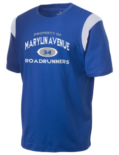 Marylin Avenue Elementary School Roadrunners Holloway Men's Rush T-Shirt