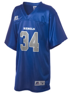 Gladbrook-Reinbeck School Rebels Russell Kid's Replica Football Jersey