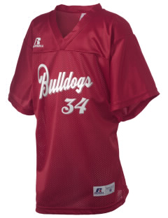 Arbutus Elementary School Bulldogs Russell Kid's Replica Football Jersey