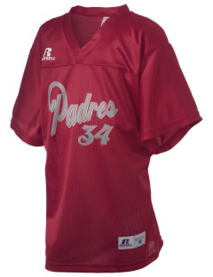 Carmel High School Padres Russell Kid's Replica Football Jersey