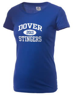 Dover School Stingers  Russell Women's Campus T-Shirt
