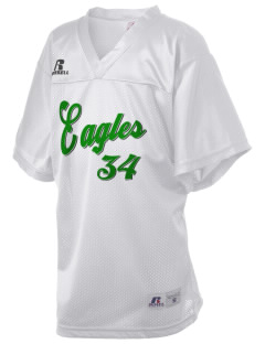 Princeton Elementary School Eagles Russell Kid's Replica Football Jersey