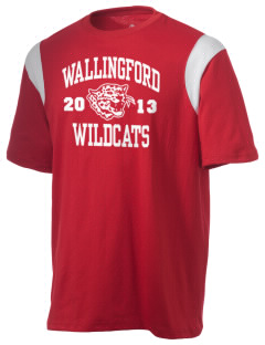 Wallingford Elementary School Wildcats Holloway Men's Rush T-Shirt