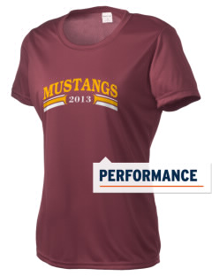 Armstrong-Ringsted Middle School Mustangs Women's Competitor Performance T-Shirt