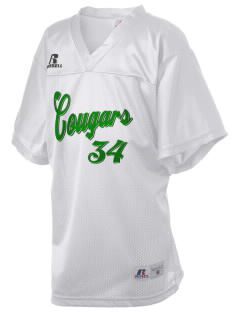 Hichborn Middle School Cougars Russell Kid's Replica Football Jersey