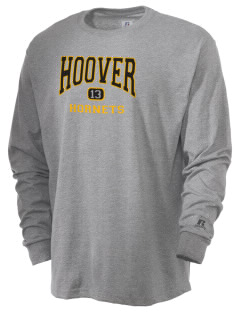 Hoover Elementary School Hornets  Russell Men's Long Sleeve T-Shirt