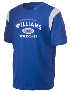 Williams Elementary School Wildcats Holloway Men's Rush T-Shirt