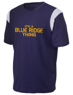 Blue Ridge Middle School Junior Jackets Holloway Men's Rush T-Shirt